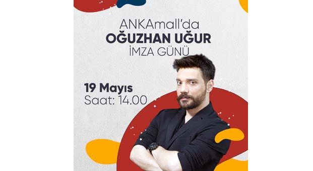 ANKAmall'dan Oğuzhan Uğur'lu 19 Mayıs kutlaması
