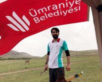 5. Ankara Türk Okçuluğu Yarışmalarında şampiyon Ümraniye