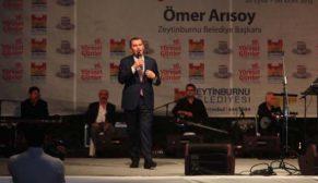 Başkan Arısoy: Deprem gerçeğini hiç unutmadık