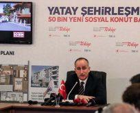 TOKİ Başkanı Ömer Bulut: Projeye 2 günde 10 bin 820 kişi başvurdu
