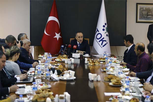 TOKİ'nin sosyal konut projesine 636 bin başvuru