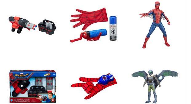 Örümcek Adam: Eve Dönüş filmi vizyonda, ürünleri D&R'larda