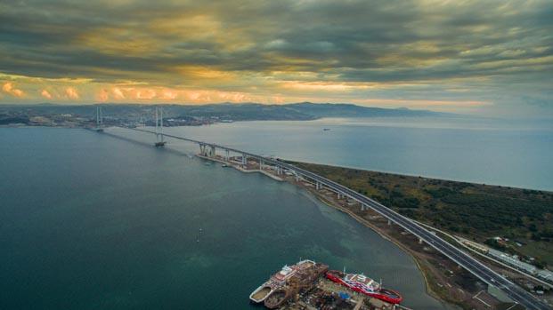 Osmangazi Köprüsü'ne Marsh güvencesi