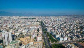 Antalya'da Aksu yükselişine devam ediyor