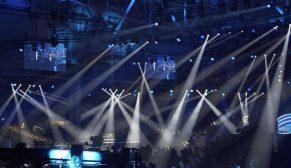 OSRAM 3. kez Eurovision'un aydınlatmasını üstlendi