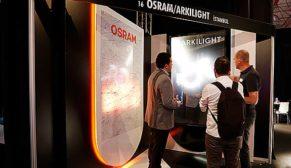 """OSRAM'ın inovatif aydınlatma ürünleri """"tasarım""""a dönüştü"""