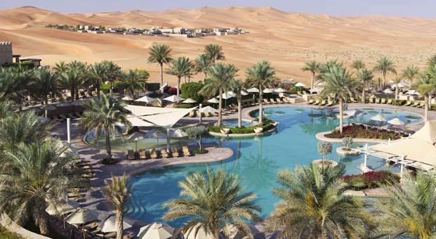 Hotels. com 'medeniyetten uzağa kaçış' otellerini sıraladı
