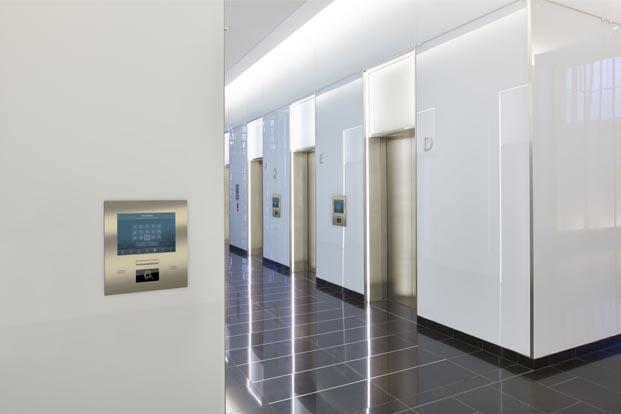 Otis asansörleri akıllı hale getiriyor