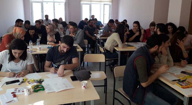 Tohum Otizm Vakfı Mardin'de öğretmenlere otizm konusunda eğitim verdi