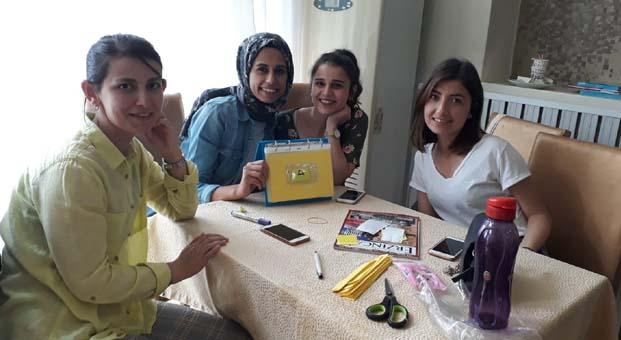 """Tohum Otizm Vakfı """"Eğitime Uzanan Yol"""" projesi kapsamında Erzincan'da Eğitim Atölyeleri düzenledi"""