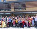 OTONOMİ'de bayram heyecanı Sevgi Evleri minikleriyle birlikte yaşandı