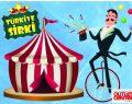 Hayvansız eğlendiren sirk Türkiye Sirki Outlet Center İzmit'te
