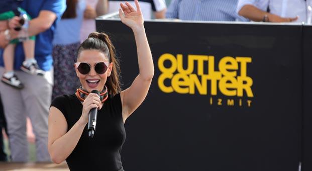 Outlet Center İzmit 20'nci yaşını kutladı