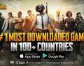 PlayerUnkown's Battlegrounds Mobile100 ülkede 1 numara oldu