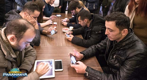Paramanya Turnuvası'nda heyecan İstanbul'a taşındı