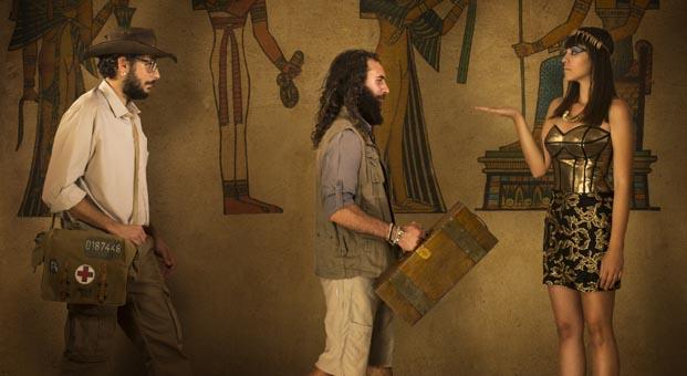 Escapist'te Yeni Macera Başladı: Kutsal Hazine