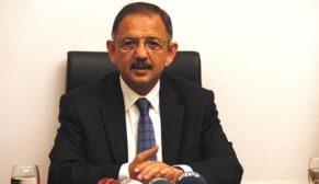 Mehmet Özhaseki: Askeri araziler kentsel dönüşüme kaynak olacak