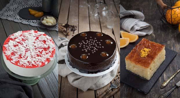 Özsüt'ten ayın ürünleri: Portakallı Revani, Kış Masalı ve Çıtır Çikolatalı