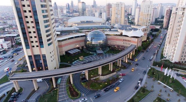 Şehrin En İyi AVM'si Palladium Ataşehir