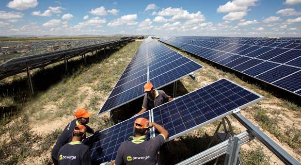 Yazın artan enerji tüketimine çevreci çözüm: Güneş santralleri