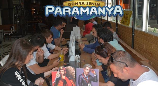 Paramanya turnuvası başkentte yapıldı