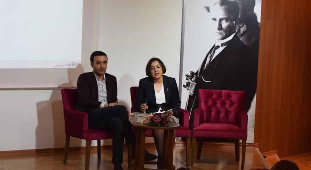 Beykoz Üniversitesi Kariyer Günleri'nde Parıltım Yemek'i ağırladı