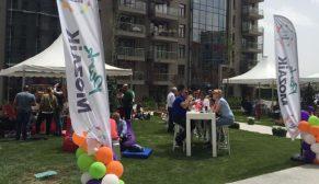 Park MOZAİK yaza partiyle 'merhaba' dedi