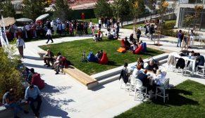 Park MOZAİK'te yaşama derinlik katan 9 meydan açıldı