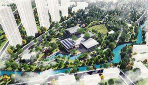 Ataşehir'in yeni çekim merkezini Studio Vertebra tasarladı:Ataşehir Belediyesi Kent Parkı