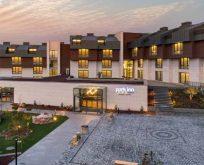 İstanbul Havalimanı'nın ilk oteli: Park Inn by Radisson İstanbul Odayeri
