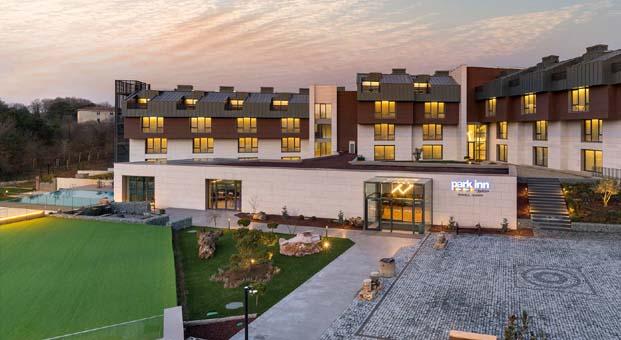 Huzurun yeni adresi: Park Inn by Radisson İstanbul Odayeri