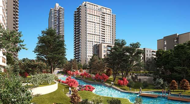 Park MOZAİK'te B Blokta da yaşam başladı