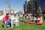 Park MOZAİK'te ilk bahar şenliği