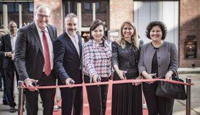 Paşabahçe, Düsseldorf'ta showroom açtı