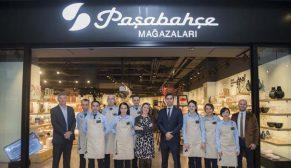 Paşabahçe Mağazaları 47'nci mağazasını İstanbul'da açtı