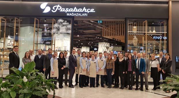 Paşabahçe Mağazaları'ndan Bursa'da ikinci mağaza