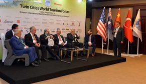 Dünya Kardeş Şehirler Turizm Birliği lansmanı PATA Yönetim Kurulu Toplantısında yapıldı