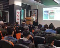 Peli, 2019 yılının ilk usta seminerini Diyarbakır Bölge'de gerçekleştirdi