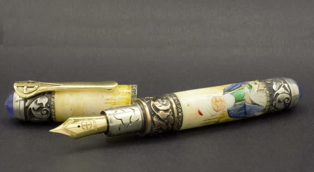 Tasarım harikası kalemler Penfest'te buluşuyor