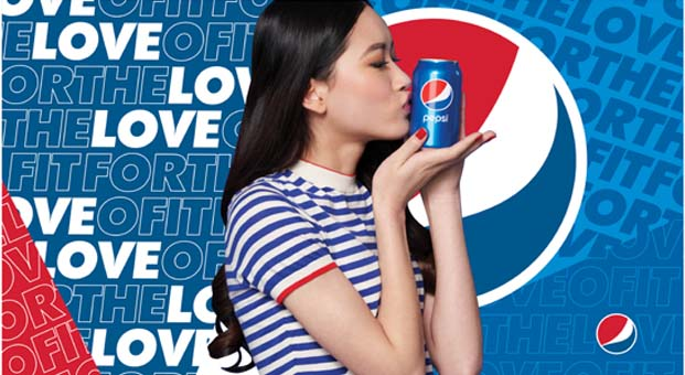 Sevdiğiniz her şey Pepsi ile 'For The Love Of It' platformunda