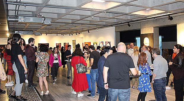 Perception Sergisi Masterpiece Art Hall'de açıldı