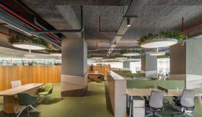 İstanbul'un çalışma ve eğlence merkezine Lagranja Design imzası