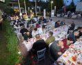 Vezirköprü Orman Ürünleri 24. Geleneksel iftar yemeğini gerçekleştirdi