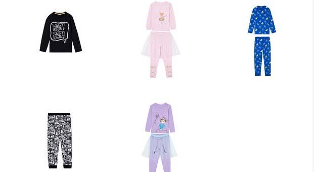 Koton Kids'ten Masal Anlatan pijamalar; Koton Kids Masal Koleksiyonu