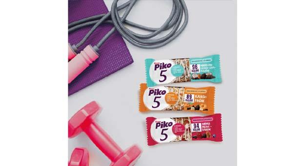 Yeni Ülker Piko 5, hem lezzetlihem de 100 kalorinin altında