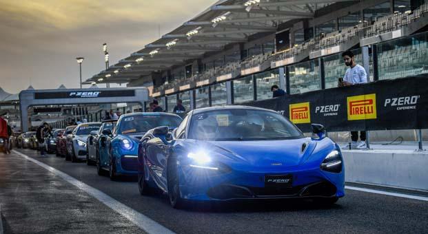 Pirelli dördücü lastik butiğini Dubai'de açtı