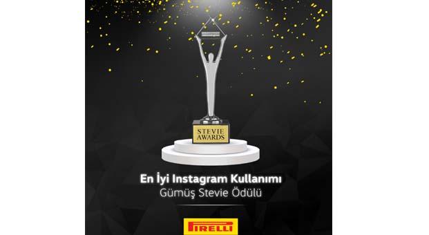 Stevie Awards 2018'in 'En İyi Instagram Kullanımı' Pirelli Türkiye'nin oldu