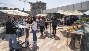 Piyalepaşa İstanbul'da tüm mahalle kahvaltıda buluştu