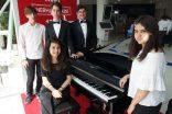 Fen Lisesi Öğrencilerden Kent Meydanı AVM'de Muhteşem Piyano Resitali