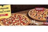 Little Caesars'tan pizza severleri mutlu edecek kampanya